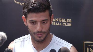 Vela making impression in MLS
