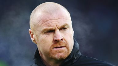 Dyche: Don't write off Chelsea