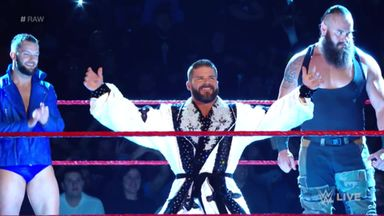 Bobby Roode joins Raw