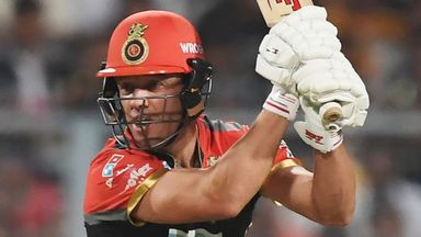IPL: RCB v Kings XI highlights