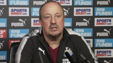 Benitez keen to discuss future