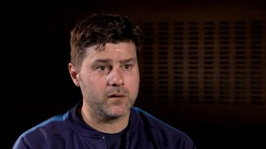 Pochettino imagines staying at Spurs for life