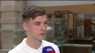 Tierney: I'm just doing my best