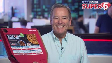 Super Six - Beat Jeff this week to win pizza!