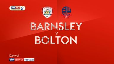 Barnsley 2-2 Bolton