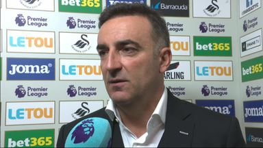 Carvalhal: Swansea deserved win