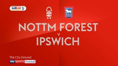 Nott'm Forest 2-1 Ipswich