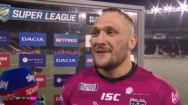 Griffin scores twice in Hull FC win