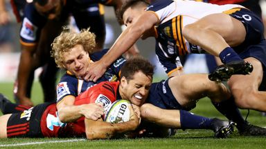 Brumbies 8-21 Crusaders