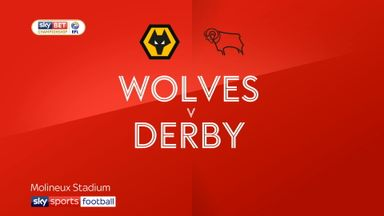 Wolves 2-0 Derby