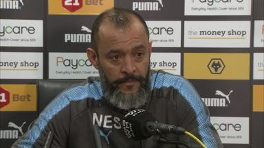 Nuno: I am no pitch invader