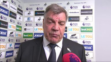 Allardyce 'very happy' with point