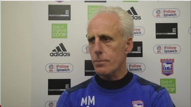 McCarthy leaves Ipswich