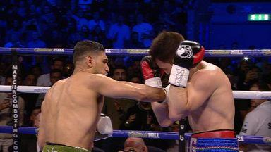 Khan's comeback KO