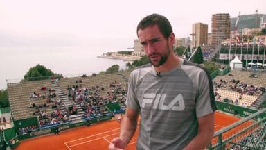 Cilic excited to get going