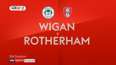 Wigan 0-0 Rotherham