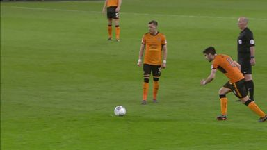 Ruben Neves' glorious free-kick