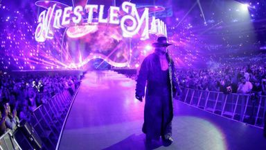 What does future hold for Undertaker?