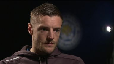 Vardy prepared for Mahrez speculation