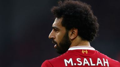 Salah sets sights on PL goal record