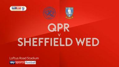 QPR 4-2 Sheff Wed