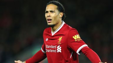 Van Dijk: We can't sit back