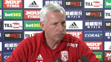 Pardew leaves West Brom