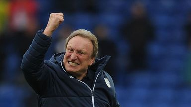 Warnock: I'm enjoying the ride