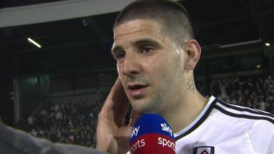 Mitrovic the difference once again