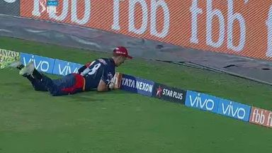 Boult's amazing catch!