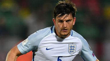 Maguire eyes World Cup spot