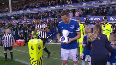 Premier League's first robot mascot
