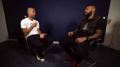 Henry meets Pep and Raheem