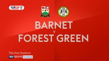 Barnet 1-0 Forest Green