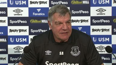 Allardyce: I'd give myself 11 in survey!