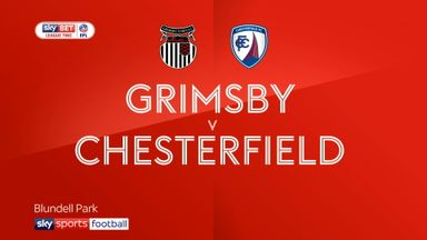 Grimsby 1-0 Chesterfield
