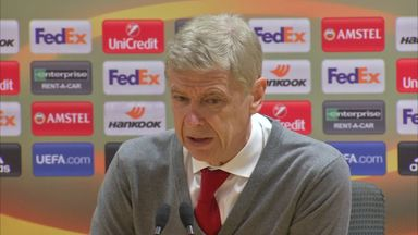 Wenger: A spectacular first half