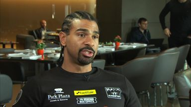 Haye: AJ should take $50m