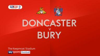 Doncaster 3-3 Bury