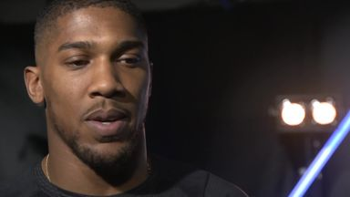 Joshua: Wilder fight has to happen