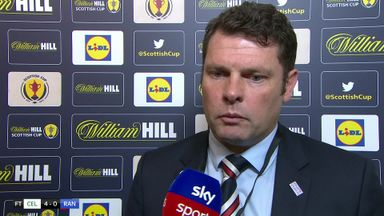 Murty rues Rangers' first-half display