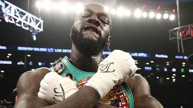 Hearn: Wilder $50m offer a 'PR move'