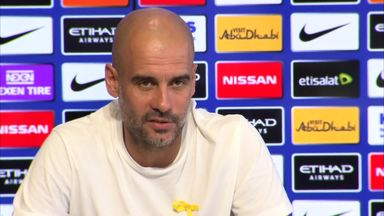 Pep hopes Wenger stays in football