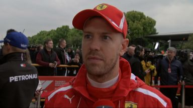 Vettel confident after pole