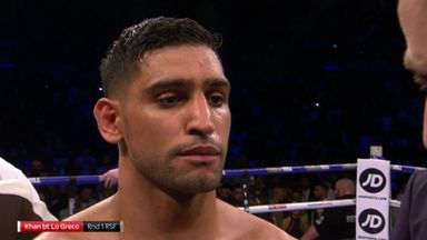 Khan: I'm back with a bang