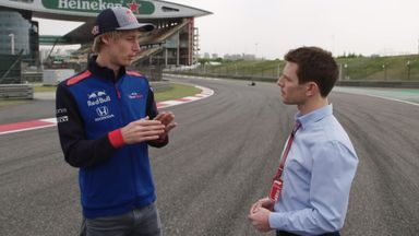 Hartley's Chinese GP track guide