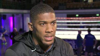Joshua tells Wilder to stop 'whining'