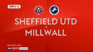 Sheffield Utd 1-1 Millwall