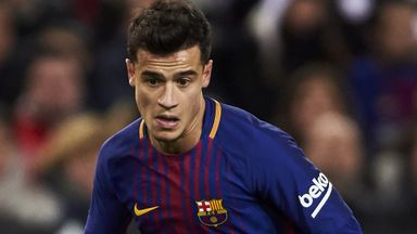 'Wrong for Coutinho to get CL medal'