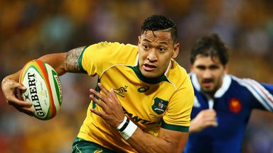 Folau let off easy by Rugby Australia?